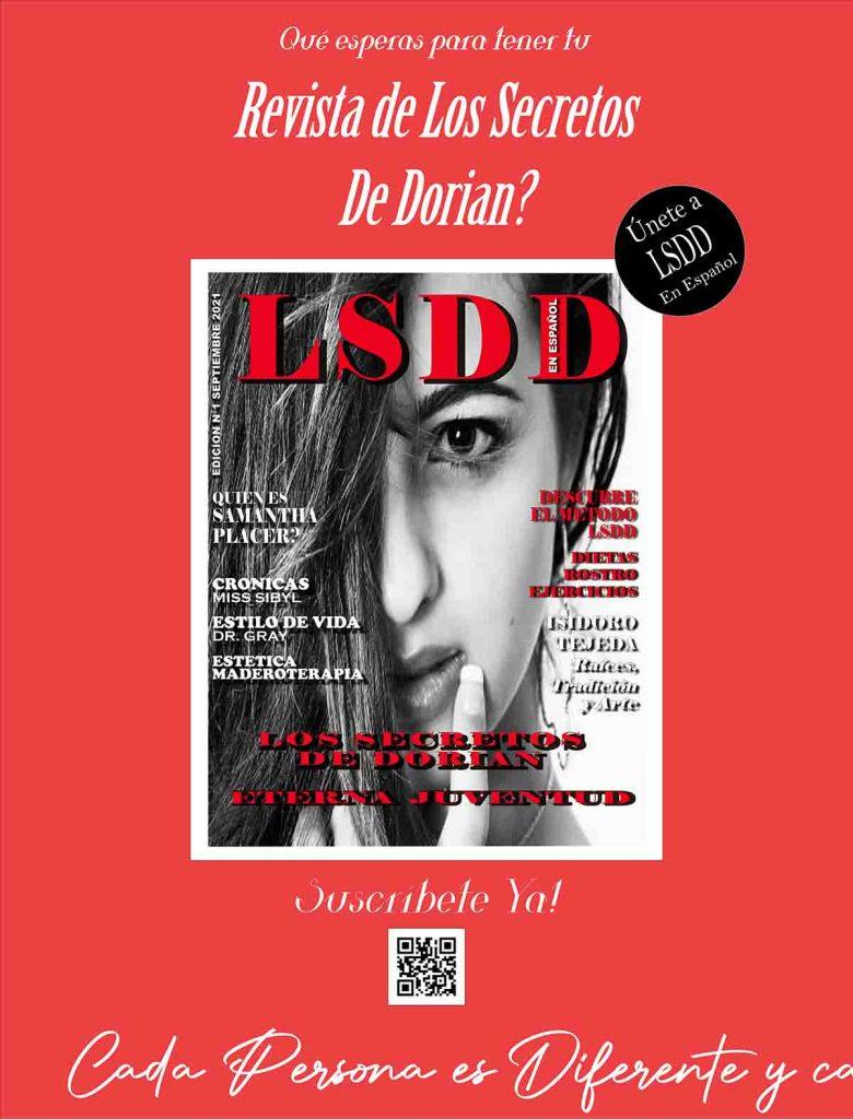Suscripción Revista LSDD Digital Edición Septiembre 2021